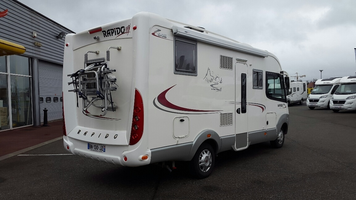 camping car rapido 946 fiat en occasion. Black Bedroom Furniture Sets. Home Design Ideas